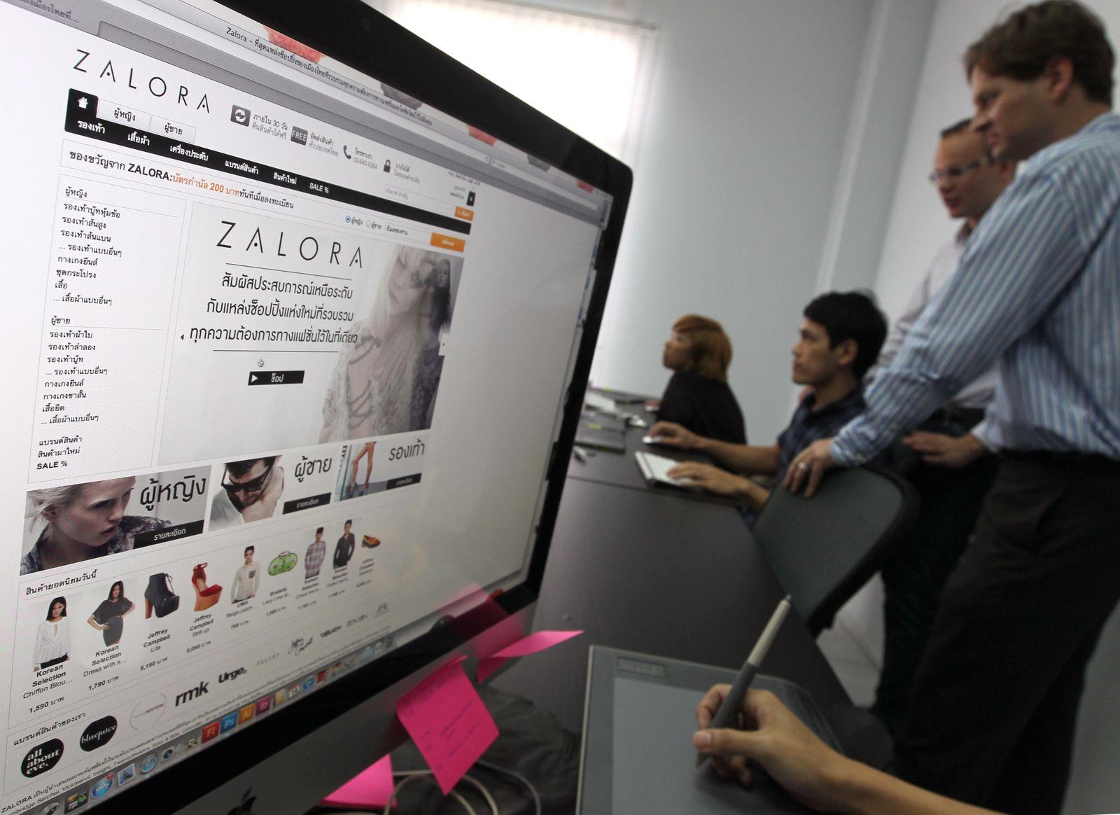 Zalora / e-commerce