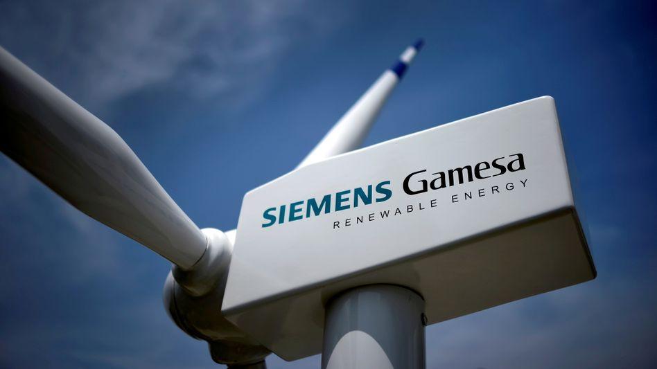 Windturbine von Siemens Gamesa: Gerüchte ranken sich um
