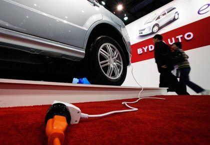 """""""Build Your Dreams"""": Das erste in Serie gefertigte Elektroauto wird vermutlich aus China kommen"""
