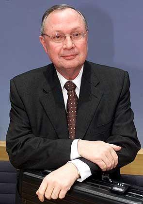 """Uns würde die Haut abgezogen"", Martin Kannegiesser, Präsident des Arbeitgeberverbands Gesamtmetall"