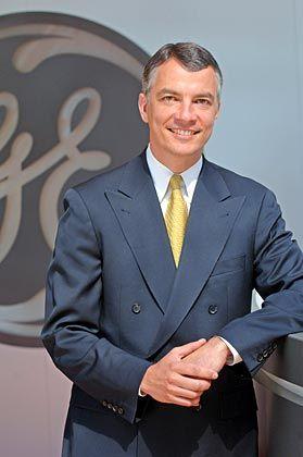 Georg Knoth (39): Deutschland-Chef von General Electric