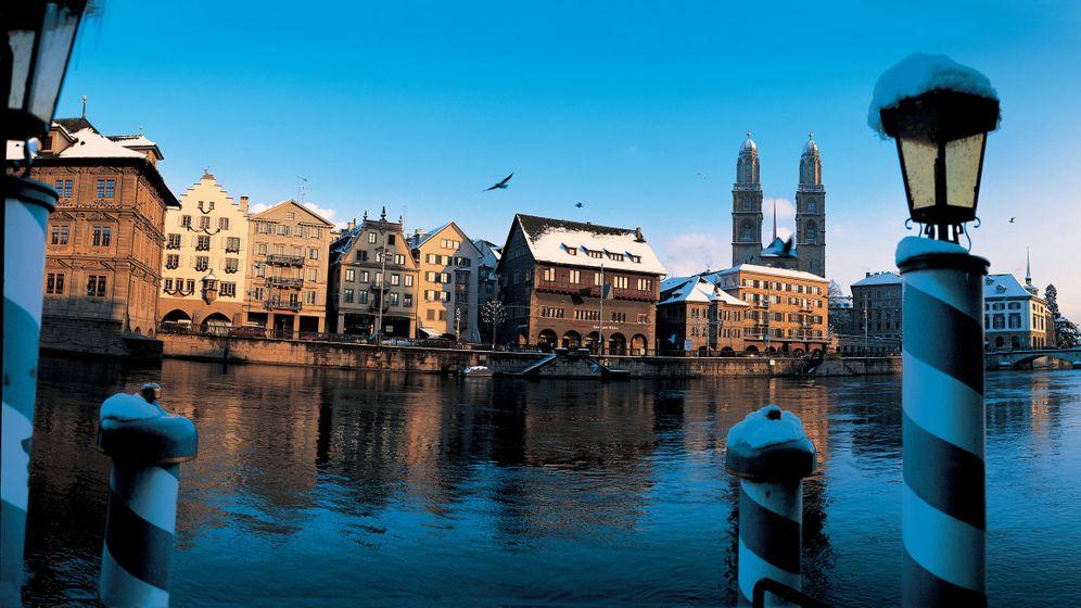 Zürich: Im Winterwunderland