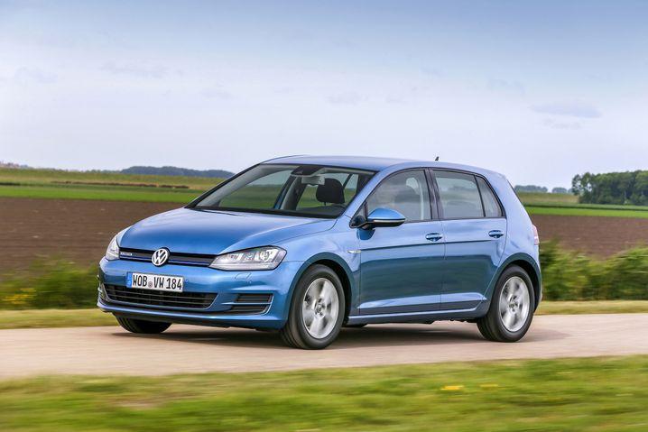 VW Golf: VWs Bestseller ist auch im Juli ungeschlagen Nummer 1 - trotz deutlicher Einbußen im Jahresvergleich