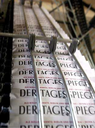 "Immer am ""Tagesspiegel"" interessiert: Verlagsgruppe Holtzbrinck"