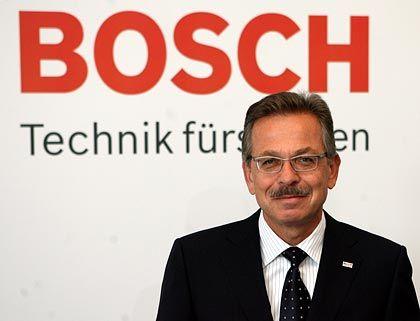 Treu seit 1975: Bosch-Chef Fehrenbach