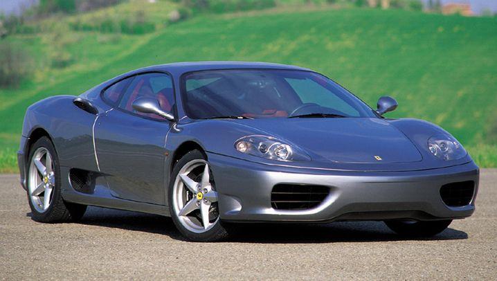 Ferrari-Modelle: Diese Sportwagen entstanden in der Ära Montezemolo
