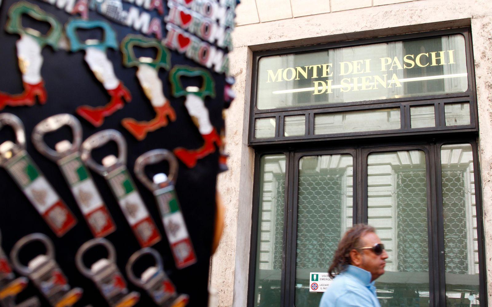 Italien / Bank / Paschi di Siena