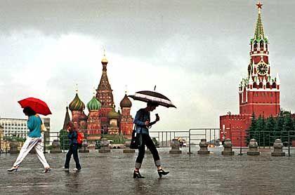 Vorsichtige Schritte: Russland bewegt sich wieder Richtung Wachstum