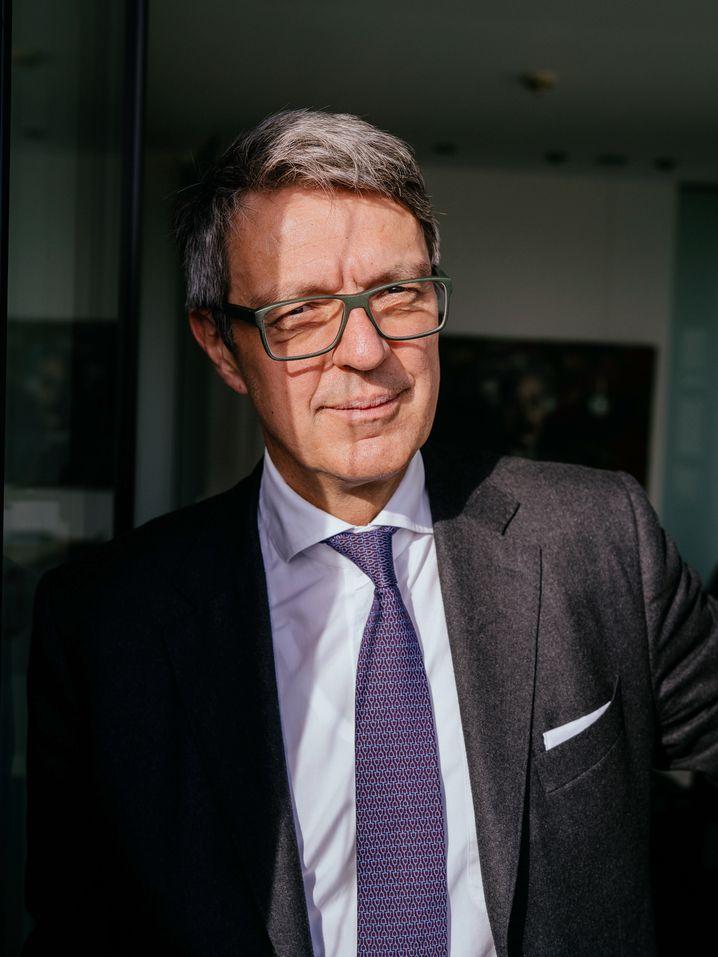 Im Augenblick gefragt wie nie: Arndt Geiwitz zählt zu den bestbezahlten Beratern der Republik.