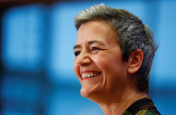 Margrethe Vestager: Mit noch mehr Macht als bislang will die Dänin für mehr digitalen Wettbewerb kämpfen