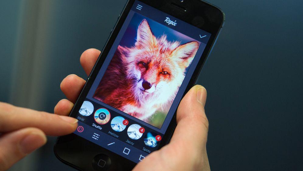 Foto-Apps: Mehr als Selfies und Schnappschüsse