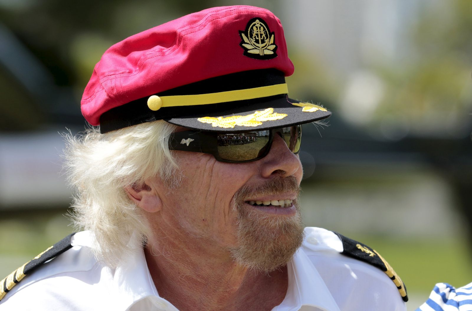 Richard Branson / Virgin Cruises