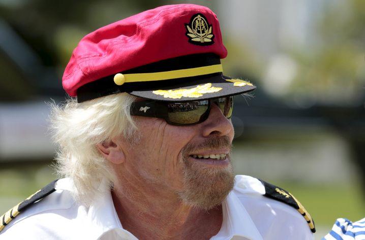 Richard Branson: Macher-Mentalität aus England