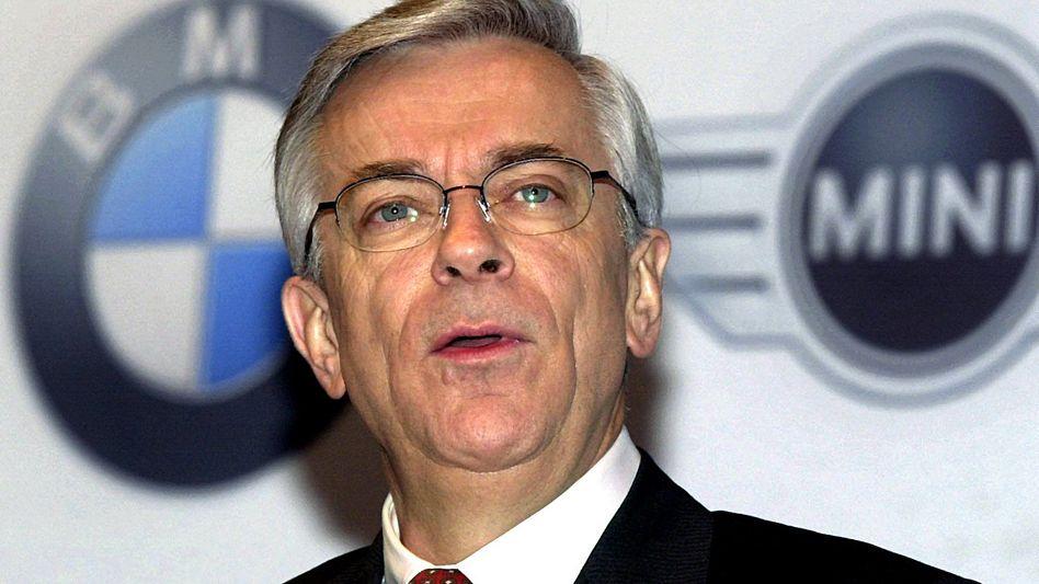 BMW-Aufsichtsratschef Joachim Milberg: Vor der Vertagsverlängerung