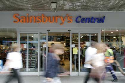 Übernahme abgewendet:Sainsbury-Markt in London