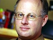 Scheidender Finanzchef Warren Jenson