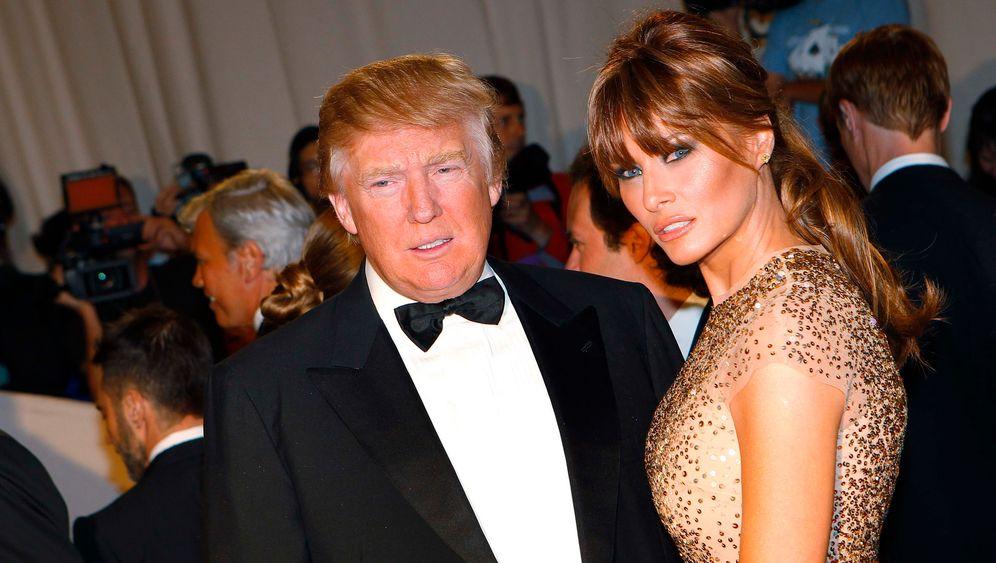 Immobilien, Geld und schöne Frauen: Die größten Schätze des Donald Trump