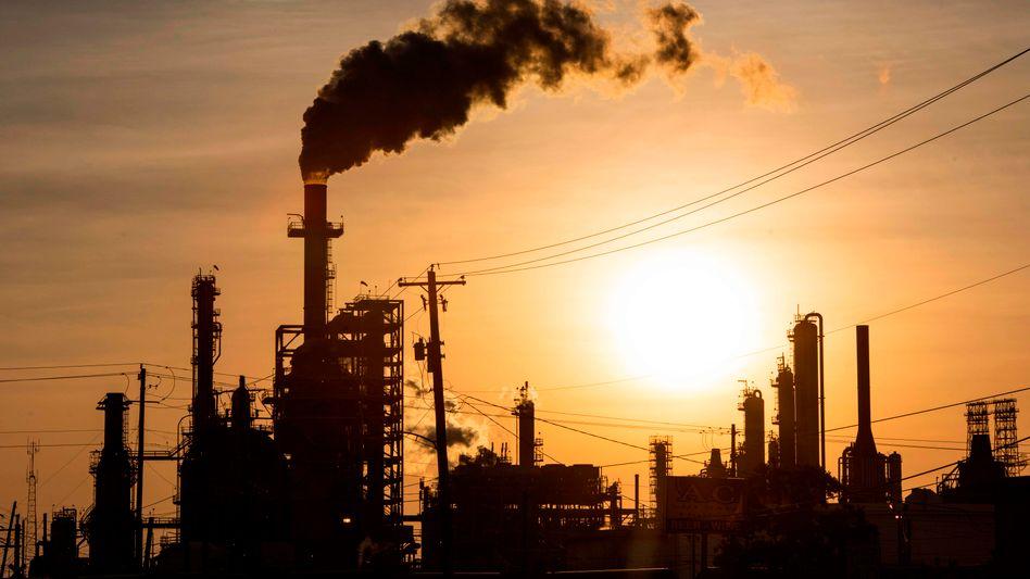 Ölproduktion in Texas, USA: Die Opec geht nun nur noch von einer täglichen Nachfrage von 90,6 Millionen Barrel pro Tag aus