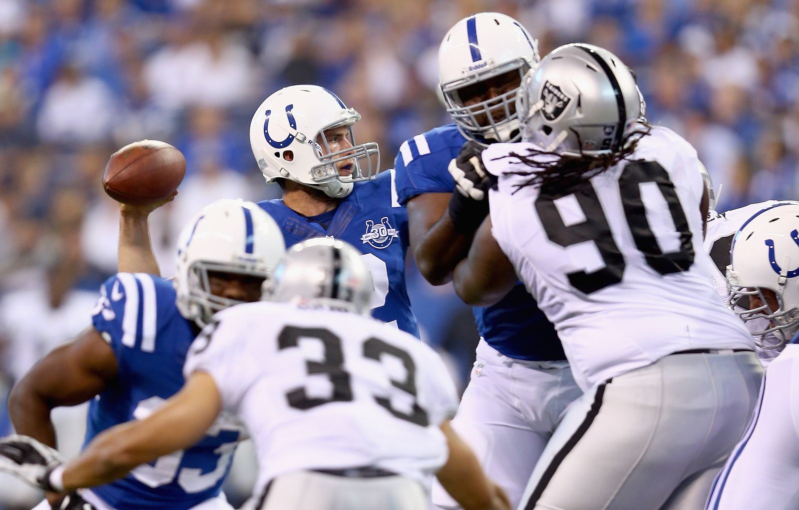 SPO-FBN-OAKLAND-RAIDERS-V-INDIANAPOLIS-COLTS