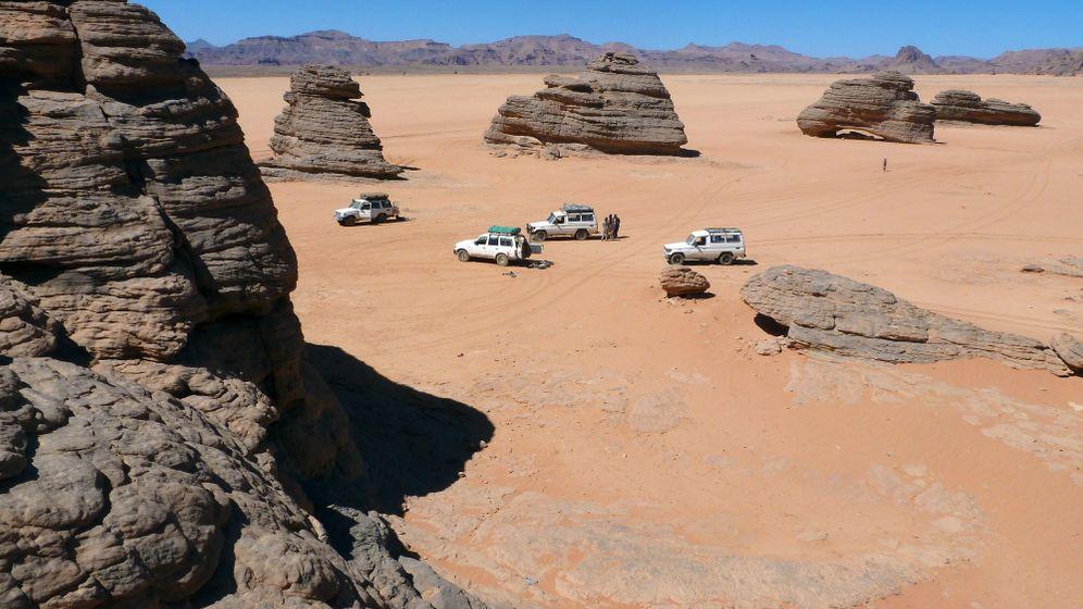 Expeditionsreisen: Natur und reichlich Entbehrung