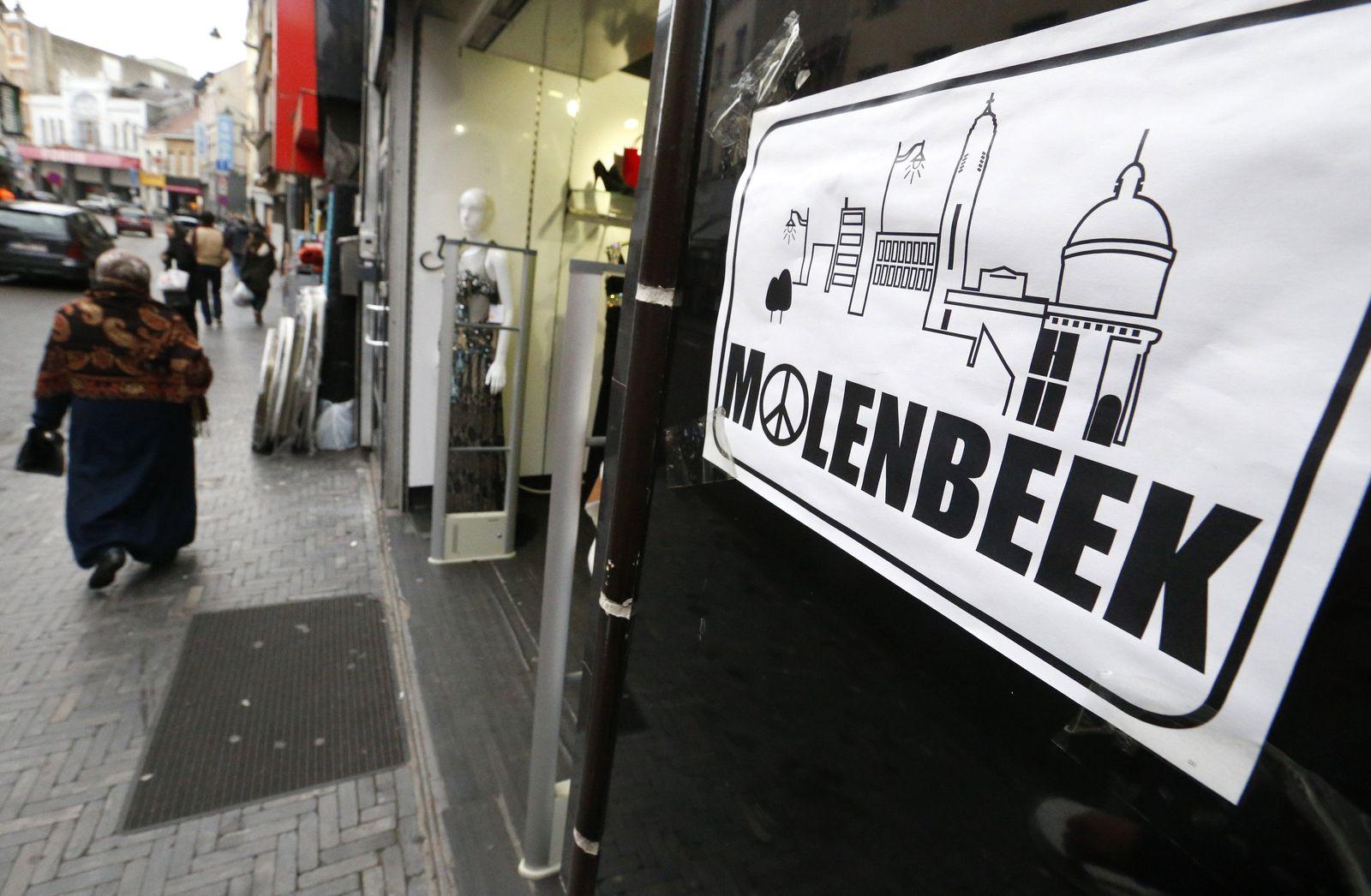 Belgien Brüssel Molenbeek