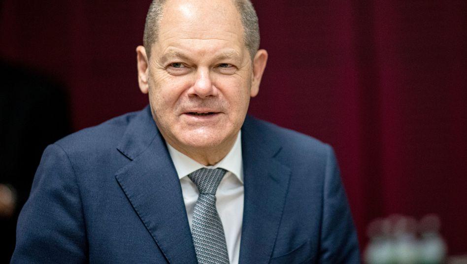 0,2 Prozent auf Aktienkäufe: Finanzminister Scholz hat die Idee einer Finanztransaktionssteuer kräftig eingedampft.