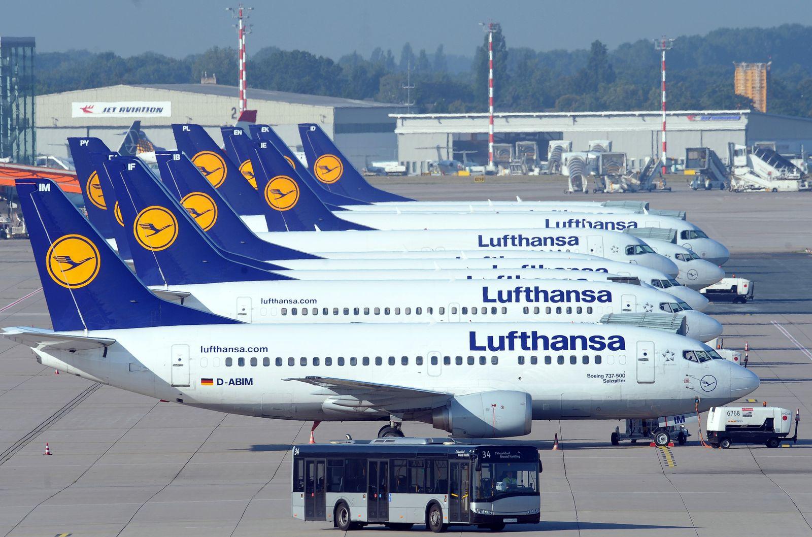 Lufthansa Strike