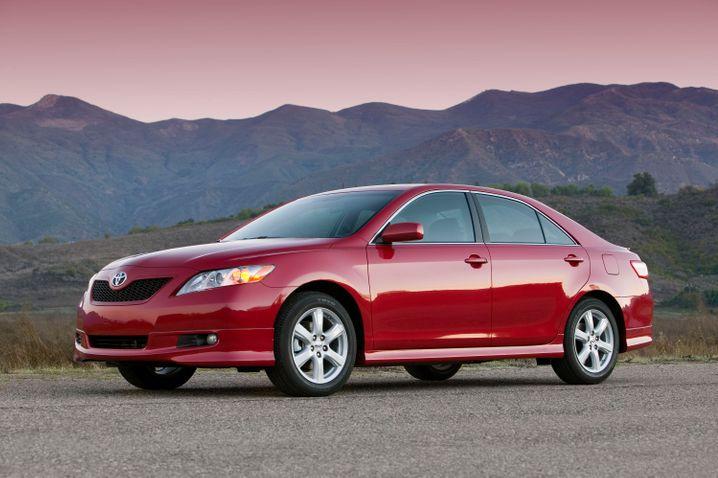 US-Bestseller Toyota Camry: Auch hier konnten Gaspedale klemmen - 11 Millionen Autos riefen die Japaner zurück