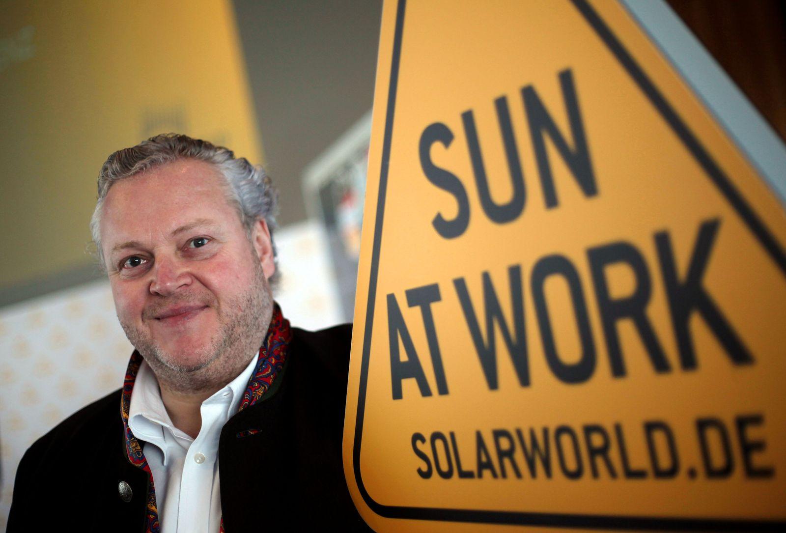 Solarworld - Asbeck