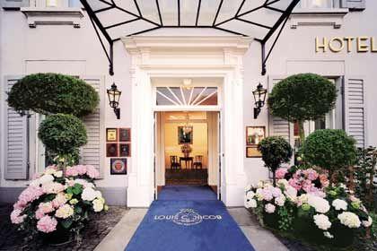 Hotel Louis C. Jacob: Feine Adresse an der Elbchaussee