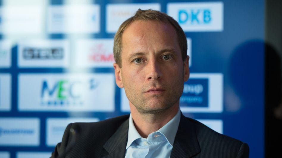 Großer Sport-Geldgeber: Alba finanziert die Basketballer Berlins, Axel Schweitzer ist Aufsichtsratschef der Alba Berlin Basketball GmbH.