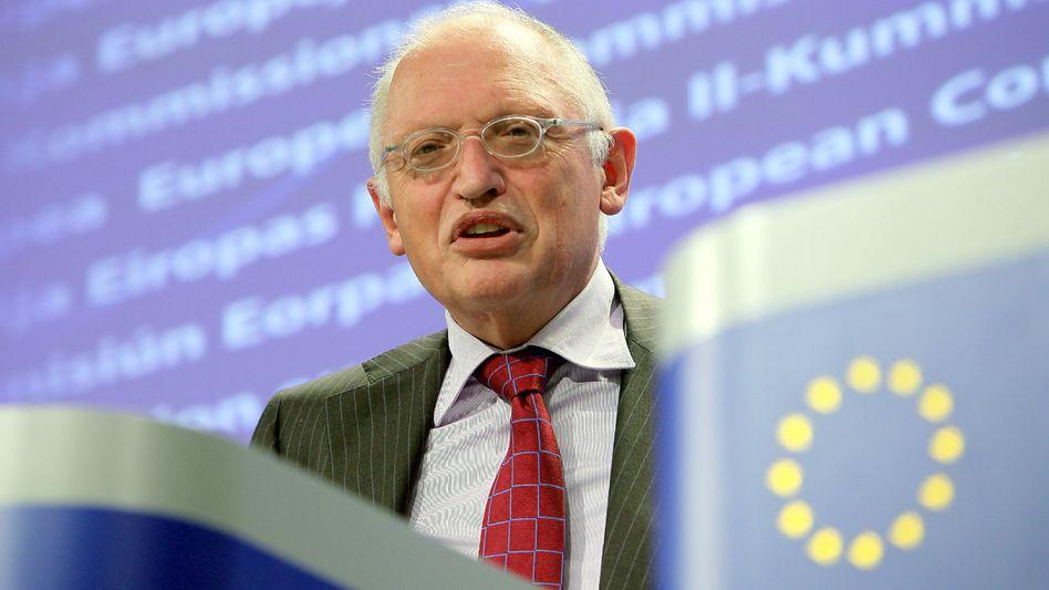 """Günter Verheugen: """"Die Regierungschefs neigen immer stärker dazu, Dinge unter sich aus zu machen"""""""