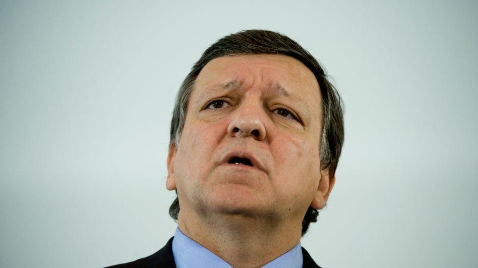 "EU-Kommissionspräsident Barroso: ""Athen muss seine Versprechen einhalten, einhalten, einhalten"""