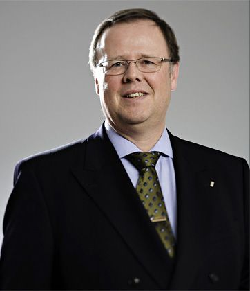 Thomas Fischer, VAA-Vorsitzender und Mitglied im Aufsichtsrat der Bayer AG