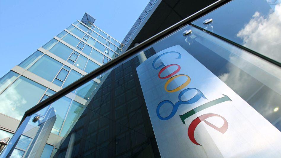 Google-Europa--Zentrale in Dublin, Ireland