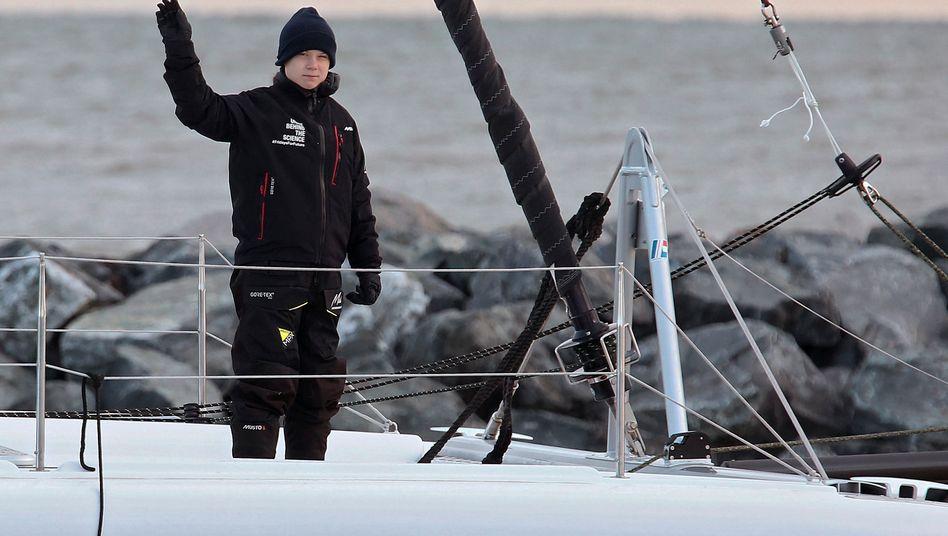 Klimaaktivistin Greta Thunberg auf Segelboot: Welche Geldanlage ist wirklich nachhaltig?