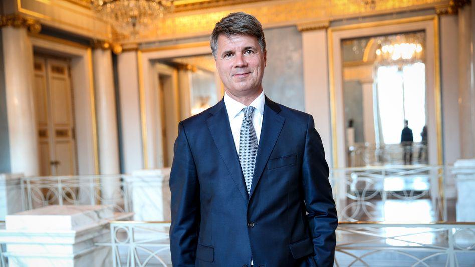 Ausbalanciert: Bei der Telekom hätte Harald Krüger ein Gegengewicht zu Vorstandschef Tim Höttges bilden sollen