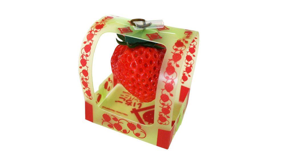 Japan: Edle Erdbeere