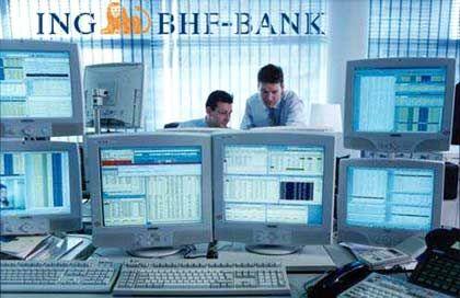 Bankhandelsraum: Chartanalyse statt Fundamentaldaten