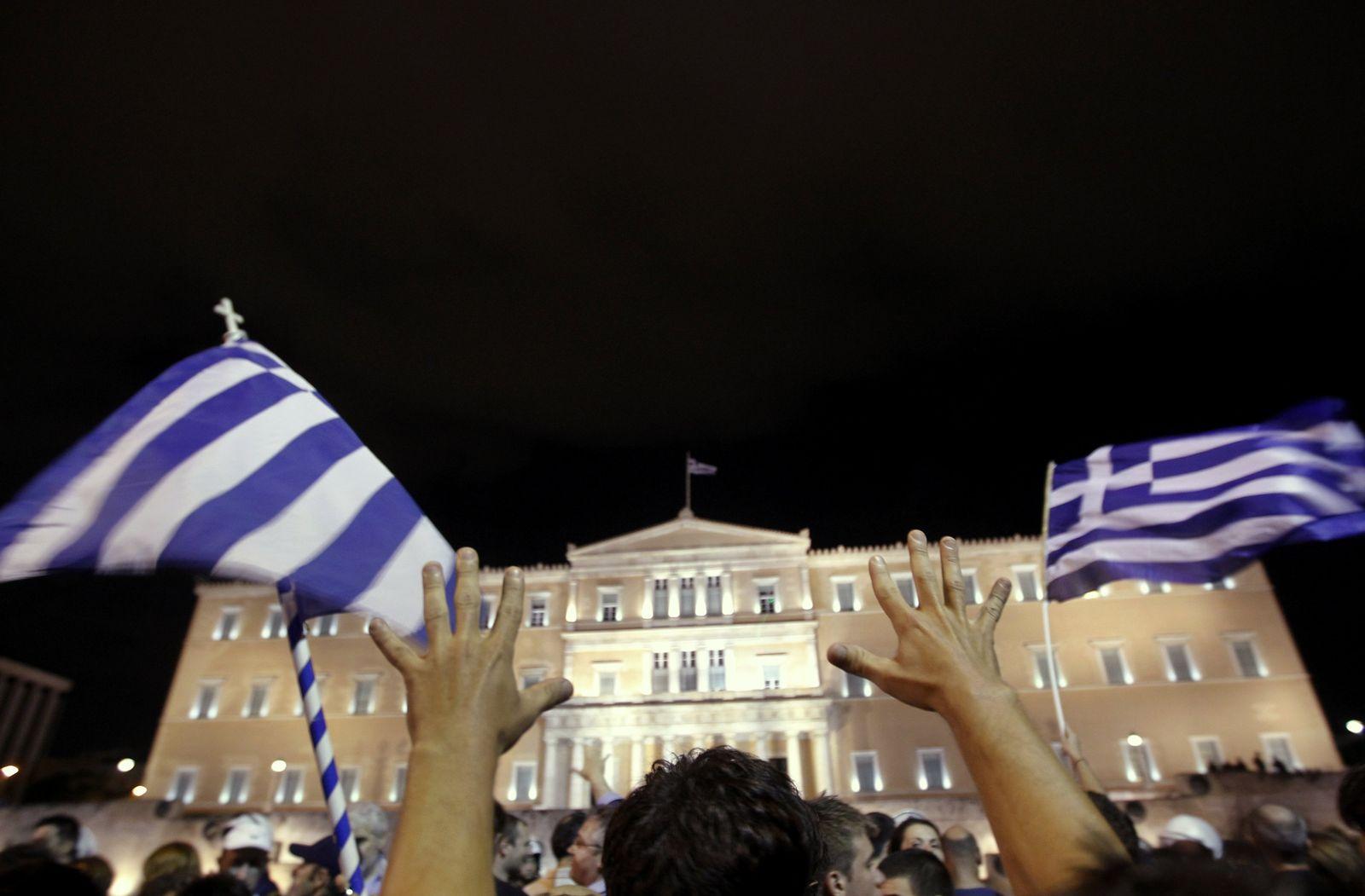 Griechenland / Krise