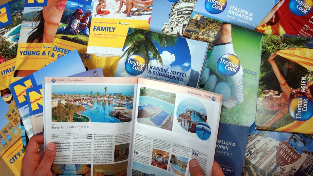 Tourismus-Riese insolvent: Das droht den Marken von Thomas Cook