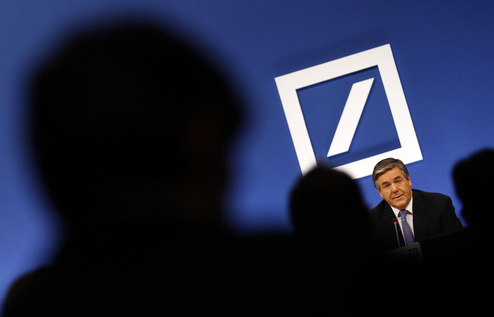 Josef Ackermann / Griechenland / Deutsche Bank XXL