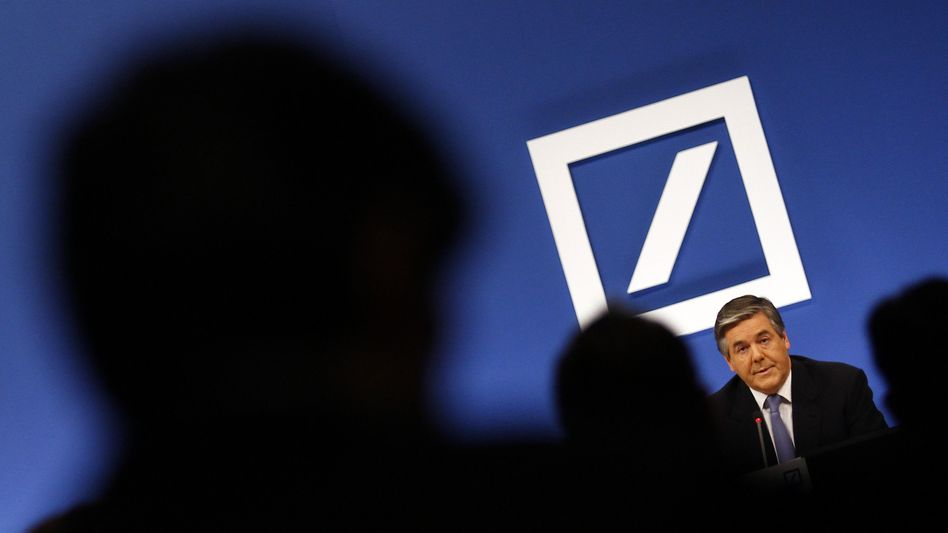 Deutsche-Bank-Chef Ackermann: Hat bereits Anfang Oktober die Gewinnprognose kassiert