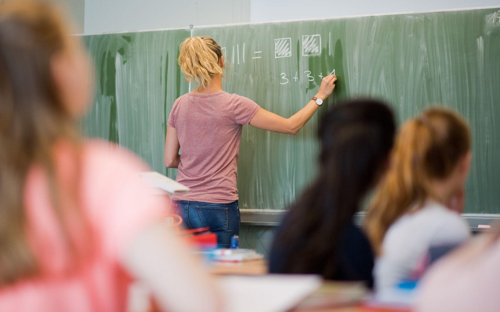 Lehrer/ Burnout