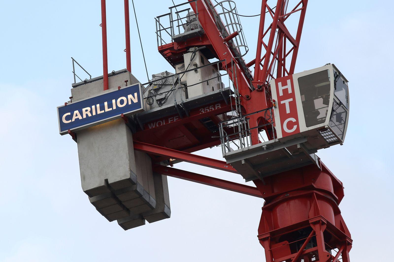 Carillion / Baukran