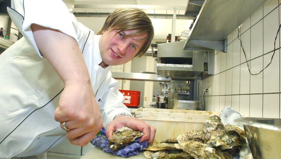 "Einfache Rezepte, großer Genuss: Koch Fehling hat jetzt drei ""Michelin""-Sterne"