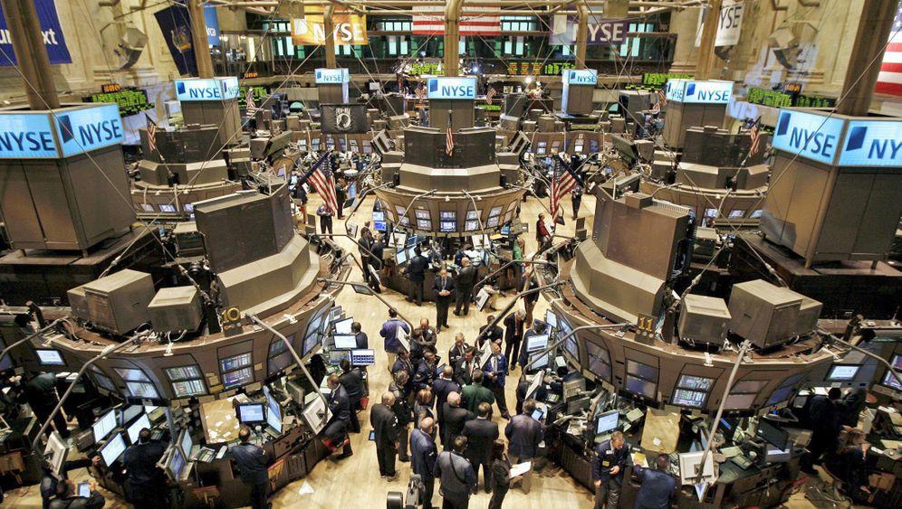 Börse: Der nächste Crash kommt bestimmt
