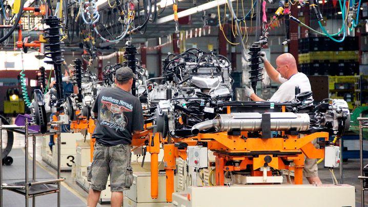 Langfristvergleich US-Rückrufe: Die US-Rückrufquoten der Autohersteller im Vergleich