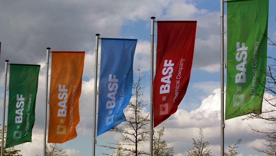 BASF leidet unter zurückhaltender Autoindustrie