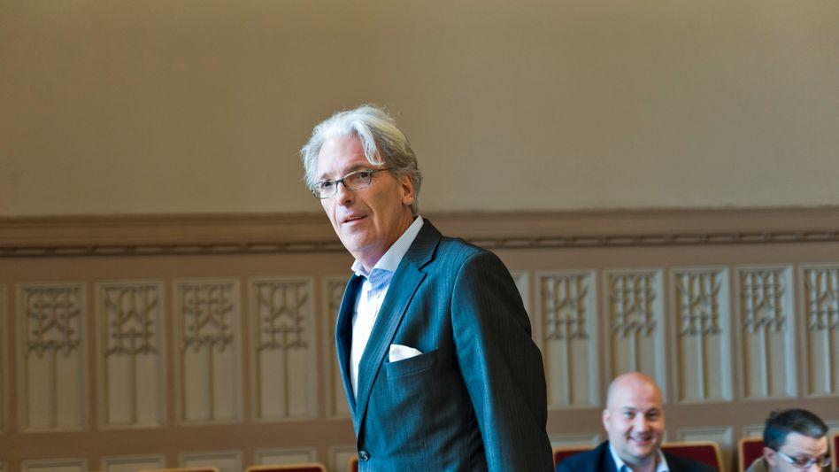 Rücktritt angekündigt: Ulrich Marseille